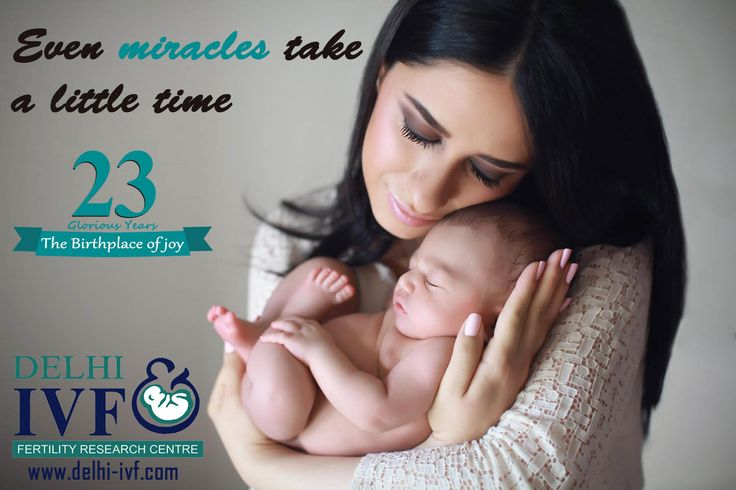 Even #miracles take a little time! :) #DIFC #IVF #baby #Infertility #Surrogacy #love #Mom