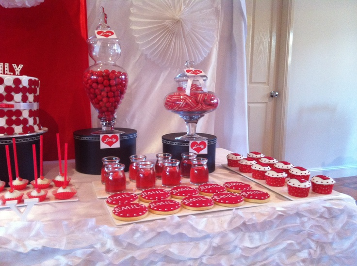 Styled by Princess Jades Candy Buffets!