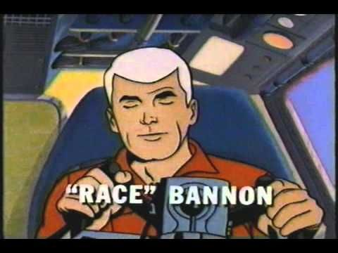 Jonny Quest Cartoon - Intro / End Credits : Now here's a cartoon WAY AHEAD of its time. James Bond may of gotten some ideas from this adventurous bunch.