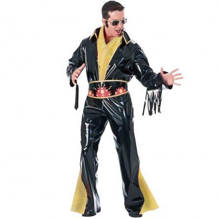 Elvis Rock Star Mens Costume