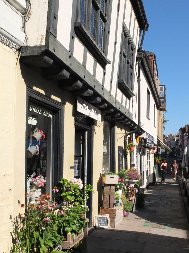 St Benedict's Street, Norwich Lanes