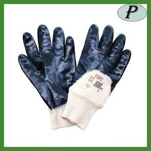 Guantes de nitrilo Fort con puño elástico de 3L, guantes de nitrilo pesado para resistencias mecánicas.    Ver descripción: http://www.tplanas.com/epis/guantes-de-nitrilo/290-guantes-de-nitrilo-fort-con-puno-elastico.html