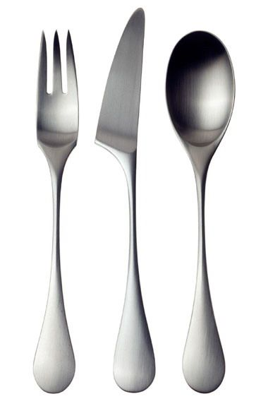 Mango Flatware by Nanny Still for Iittala- I have a teaspoon and the Teen and I are always fighting over it. I never loved a cutlery..until I met this one!