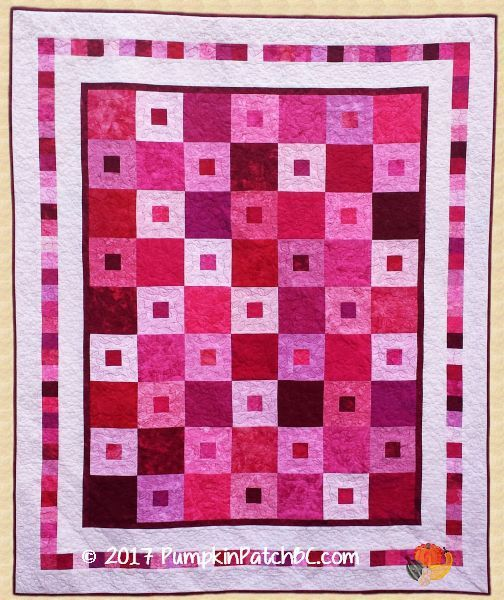 Coming Up Roses Quilt PPP019-EIN
