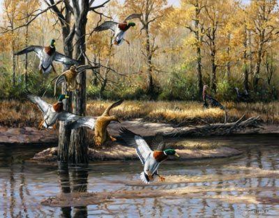Great Hunteru0027s Dream Mural   Linda Picken| Murals Your Way Part 2