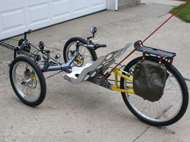 260 Best Recumbent Trikes Images On Pinterest Biking Bicycles
