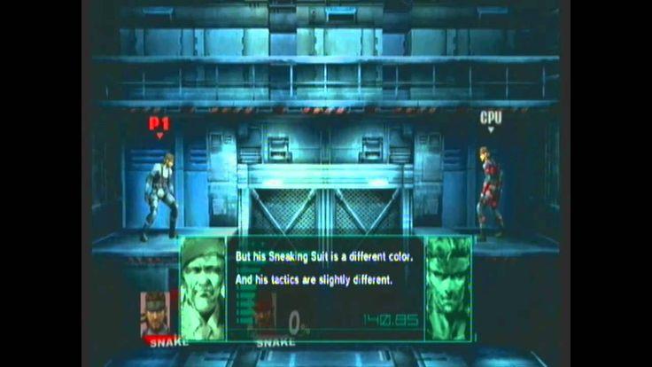 Super Smash Bros Brawl: All Snake's Codec Conversations (3/3)