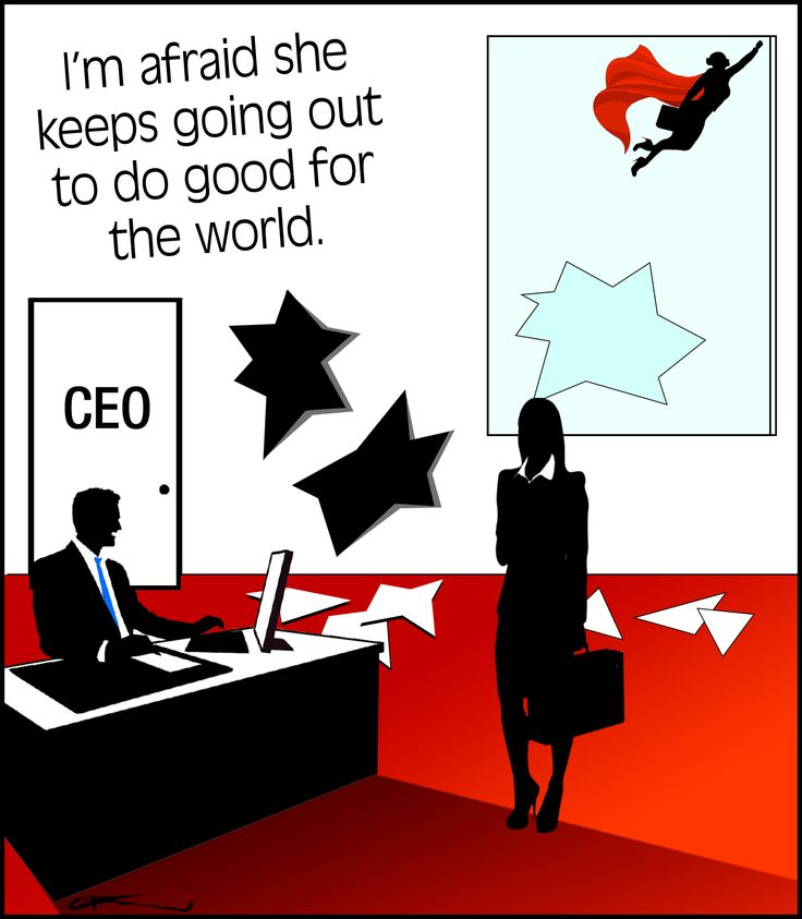 Illustration: Are CEOs. Inspired by super heroes. Or not? https://bluenotes.anz.com/posts/2016/02/spiderman-vs-elsa-and-perspectives-on-gender/