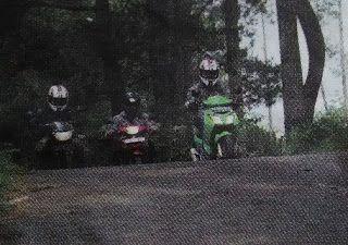 Paddock Bikers Indonesia: 3 Cara Untuk Antisipasi Jalan Beragam