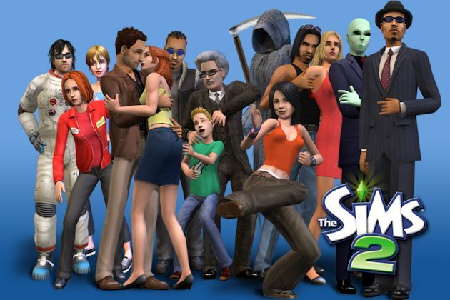 EA Sports offering The Sims 2 Ultimate Collection PC game free of charge to download from Origin library  #EA #Games #freebies #Sims