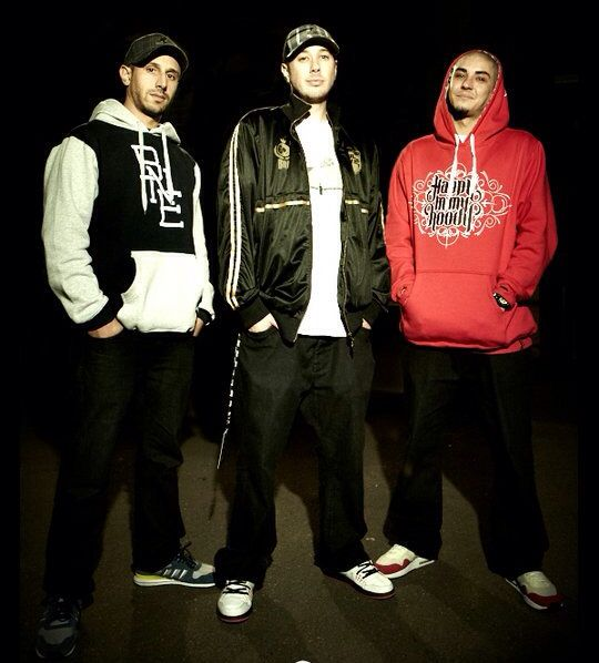 Bliss n Eso are a Multi Platinum ARIA Award-winning Australian hip hop band based in Sydney, and were originally known as Bliss N' Esoterikizm for their debut EP The Arrival.