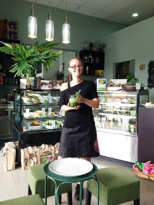 Kunara Organic Cafe Albion Brisbane - Kunara Organic Marketplace