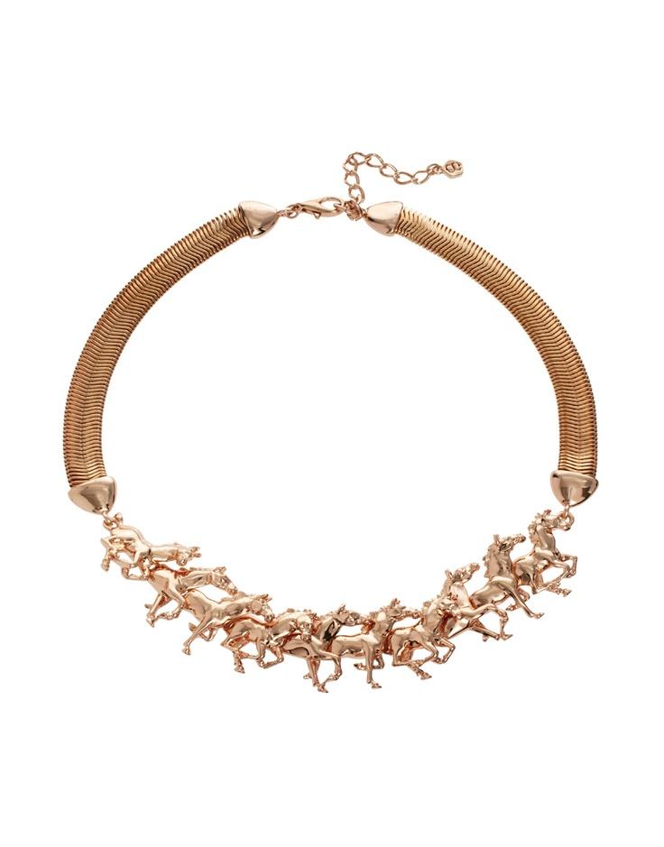 Bill Skinner - Horse Necklace