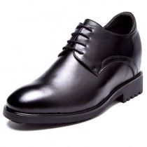 Elevator Men Wedding Shoes 4inch / 10cm Height Increasing Fromal Shoes