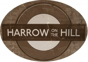 Step by Step History of HarrowontheHill Tube Station in London #London #stepbystep