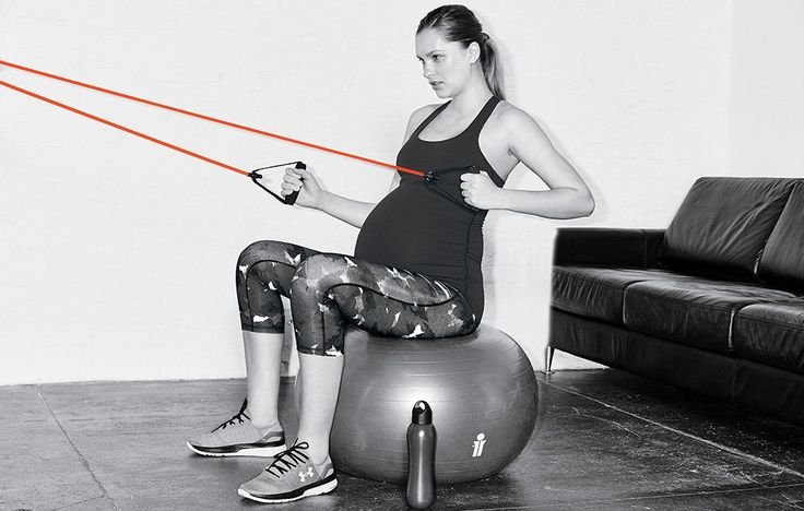Plus, go-to moves for each trimester.