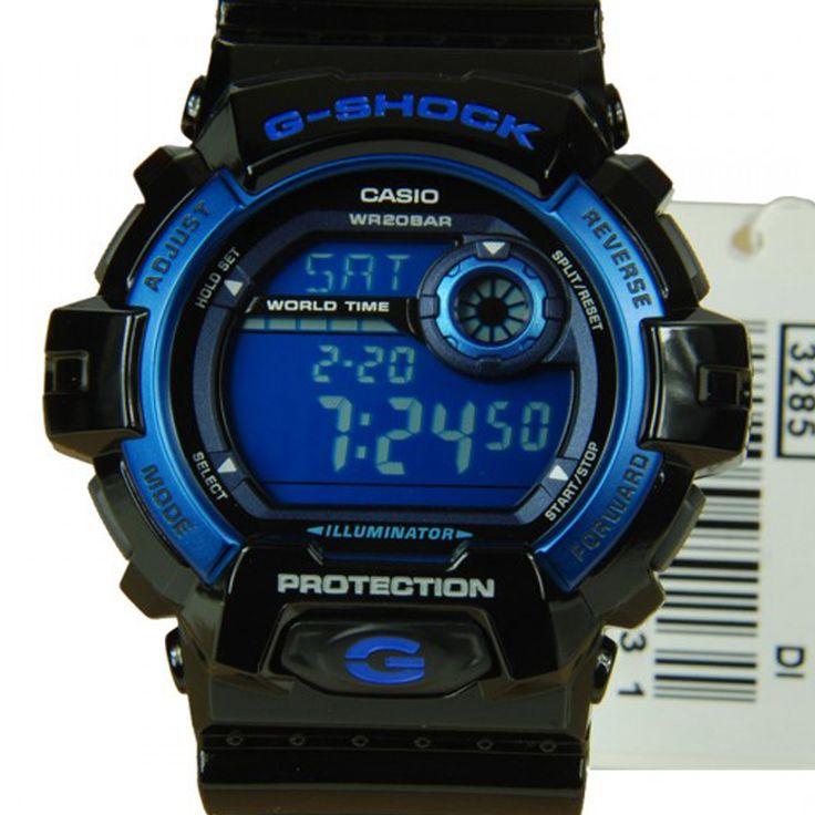 Chronograph-Divers.com - G-8900A-1 G8900A Casio G-Shock Super Illuminator Digital 200m Watch, $79.00 (http://www.chronograph-divers.com/g-8900a-1-g8900a-casio-g-shock-super-illuminator-digital-200m-watch/)