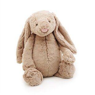 Bashful Bunny Beige by Jellycat | Plush Gifts | Huge I chapters.indigo.ca
