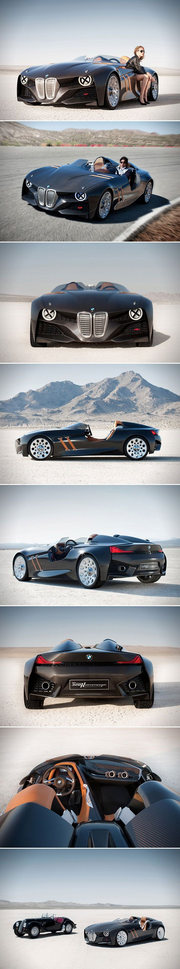 Repin this #BMW 328 Hommage then follow my BMW board for more pins