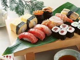 sashimi >,