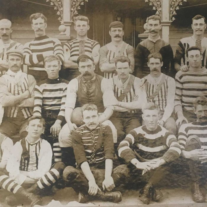 On a calm day in 1892, the Mornington Football Club boarded a boat bound for…