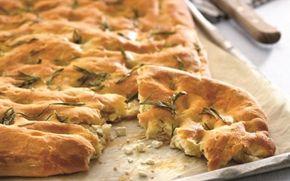 Ostebrød - Opskrifter på brød med ost - Arla