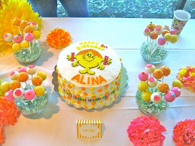 Best Little Miss Birthday Images On Pinterest Men Party - Little miss birthday cake