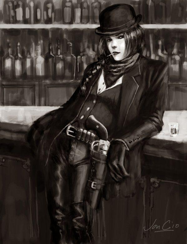 Calamity Jane by ~jonchan on deviantART