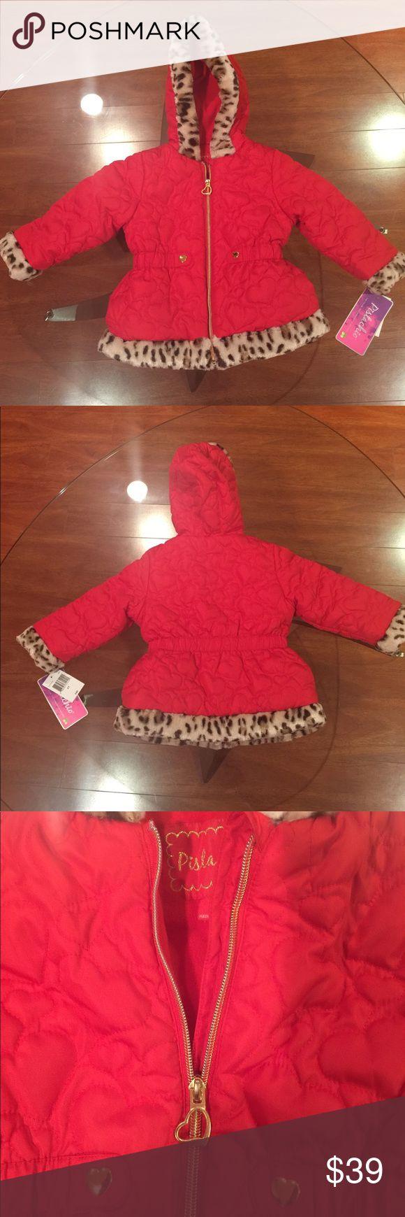Pistachio jacket for the girl. Pistachio jacket for the girl. Brand new, with tags. pistachio Jackets & Coats Puffers
