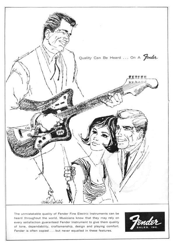 1962 Jaguar Ad