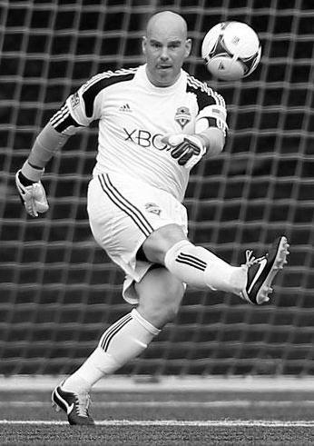 Marcus Hahnemann, Seattle Sounders