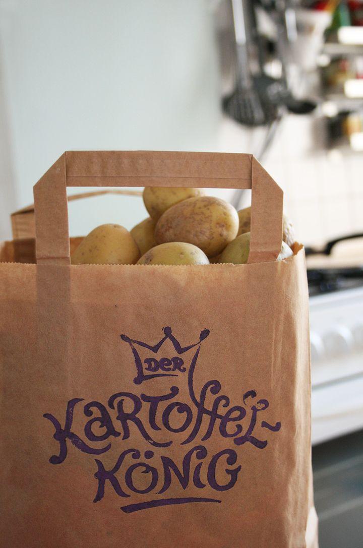 Der Kartoffelkönig by Carmen Mauerer www.carmenmauerer.de