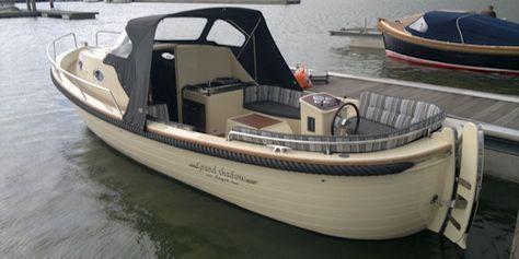 Grand Shadow Lagos tweedehands cabinsloep nu te koop bij BoLa Maritiem in Monster