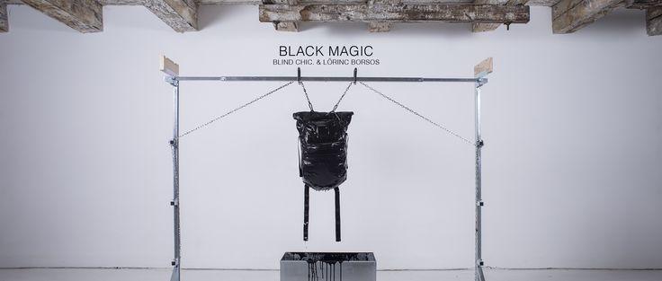 BLACK MAGIC by Blind Chic & Borsos Lőrinc