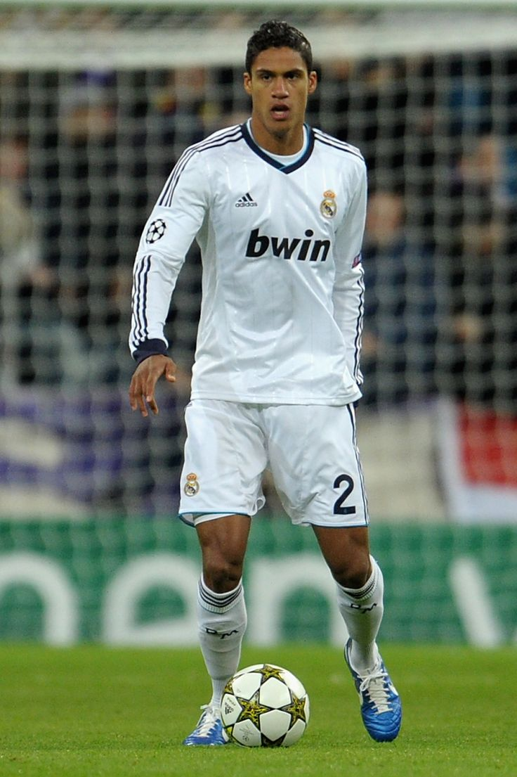 Raphael Varane.  Gran futuro. HALA Madrid