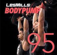 Training according to Chrille: Bodypump 95 - mina reflektioner