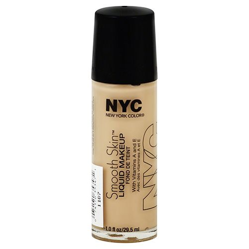 NYC New York Color Smooth Skin Liquid Foundation