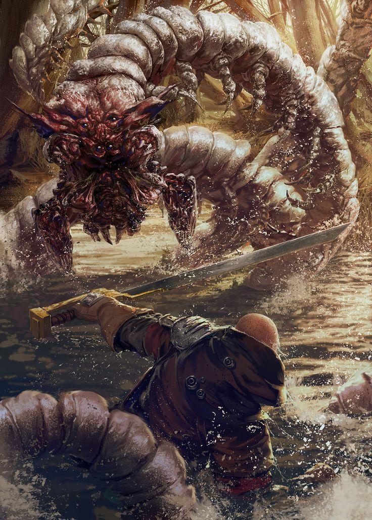 Warhammer Dark Heresy by reau.deviantart.com on @DeviantArt