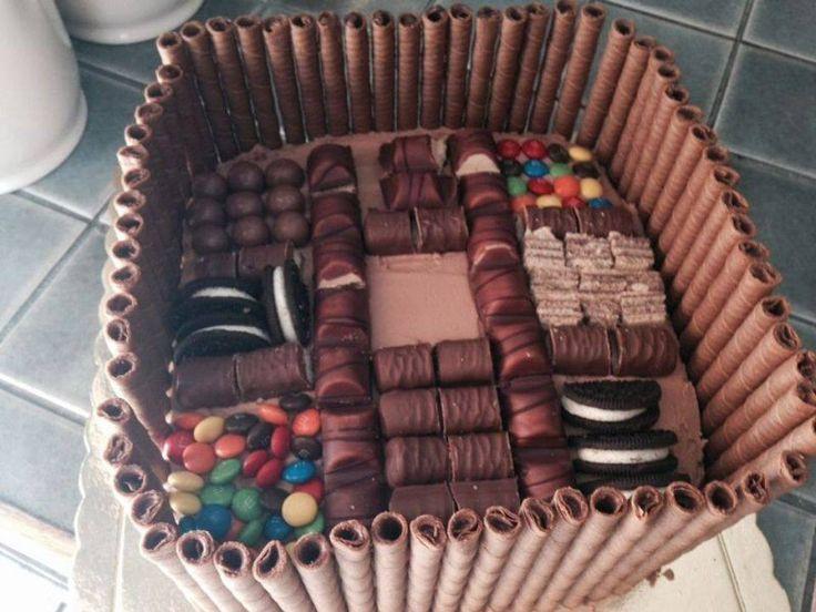 Oreo, M&m's, Twix, Bueno, Maltesers and Chocolate