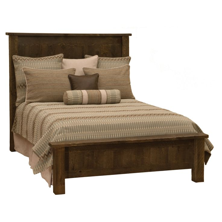Fireside Lodge Frontier Traditional Bed | From Hayneedle.com