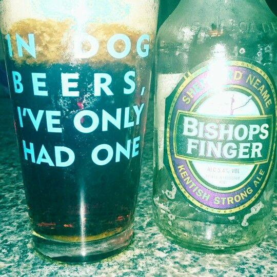 An aptly named ale for a Sunday