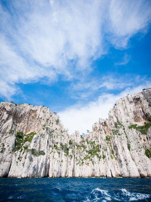 Calanque - France (byseth m) IFTTT Tumblr