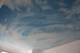1000 images about ceiling on pinterest sky ceilings for Cloud mural ceiling