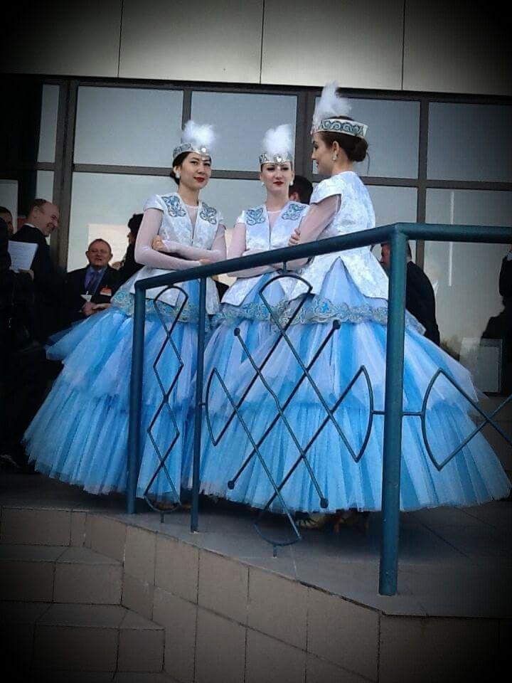 Ceremonia otwarcia targów WorldFood Kazakhstan za nami :)