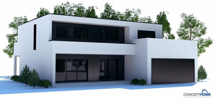 casas modernas plantas de casas modernas planta de casa moderna ch casas pinterest