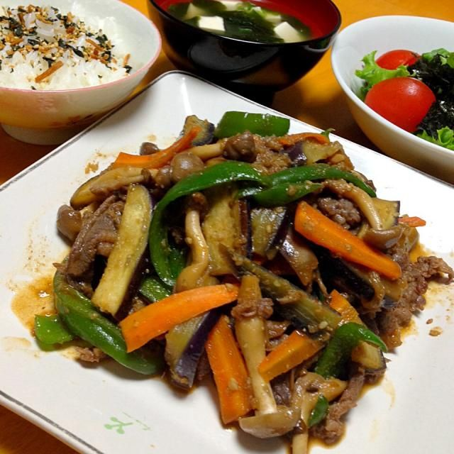 今日の晩御飯、プルコギ・わかめスープ・チョレギサラダと韓国料理風 - 32件のもぐもぐ - プルコギ by カウンター嬢