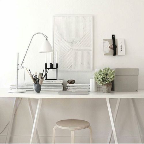 17 Best Ideas About Men S Home Offices On Pinterest: 17 Best Ideas About Minimalist Office On Pinterest