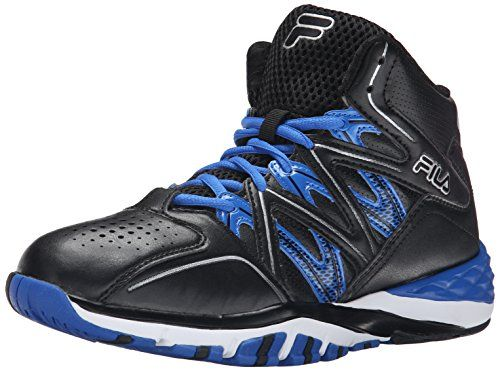 Fila Swift White Black Basketball Shoes