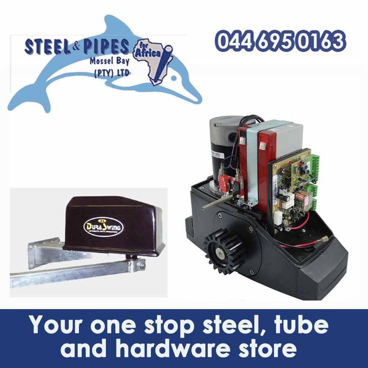 Visit us at Steel  Pipes and come have a look at our range of Dura Automotive products that assist you in improving your home security. We have products ranging from electric gate motors to anti crush sensors. #homesecurity #lifestyle #dura