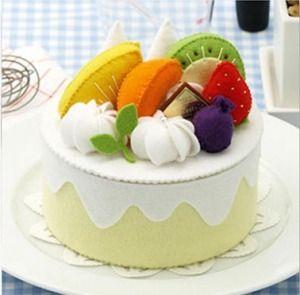 DIY felt cake from Patisserie Soleil
